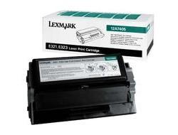 Lexmark - Schwarz - Original - Tonerpatrone LRP - für E321, 321t, 323, 323n, 323t, 323tn