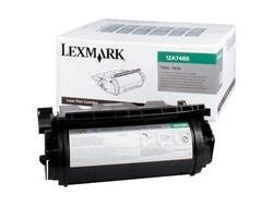 Lexmark - Hohe Ergiebigkeit - Schwarz - Original - Tonerpatrone LRP - für T632, 634, 634dtn-32; X632, 634