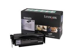 Lexmark - Schwarz - Original - Tonerpatrone LRP - für T430, 430d, 430dn, 430dtn