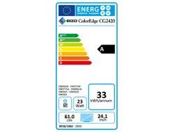 EIZO ColorEdge CG2420 - LED-Monitor - 61.1 cm (24.1