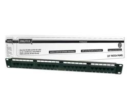 DIGITUS Professional DN-91624U - Patch Panel - RJ-45 X 24 - 1U
