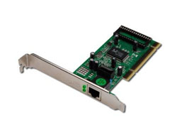 DIGITUS Gigabit PCI Card 10/100/1000Mbit