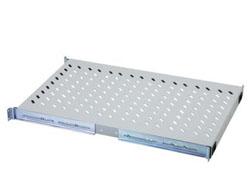 Digitus DN-19 TRAY-1-1000 - Rack - Regal - RAL 7035 - 1U - 48.3 cm (19