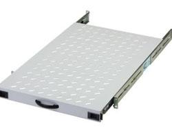 Digitus DN-19 TRAY-2-1000 - Rack - Regal - 1U - 48.3 cm (19