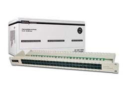 DIGITUS Professional DN-91350-1 - Patch Panel - RJ-45 - RAL 7035 - 1U