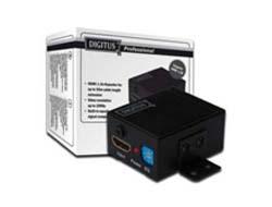 DIGITUS Professional HDMI Repeater DS-55901 - Erweiterung für Video/Audio - HDMI - bis zu 35 m