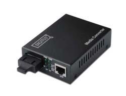 Digitus - Fast Ethernet Medienkonv.,SC
