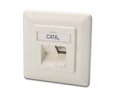 Digitus - CAT 6A Klasse EA,Anschlussdose