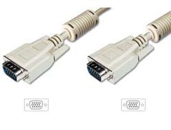 ASSMANN - VGA-Kabel - HD-15 (M) bis HD-15 (M) - 1.8 m
