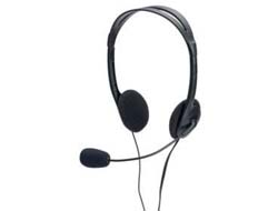 Ednet - Multimedia Kopfhörer +Mikrofon