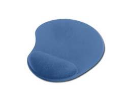 Ednet - ednet Gel Mauspad, blau