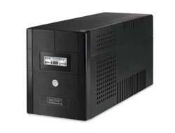 DIGITUS Professional - USV - Wechselstrom 162 - 290 V - 1200 Watt - 2000 VA 9 Ah