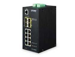 8-Port Managed Switch