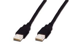 Digitus - USB 2.0 Anschlusskabel,1m