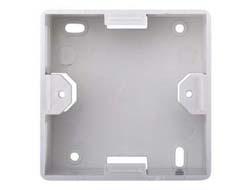 DIGITUS - Installationskasten Netzwerkoberfläche - Pure White, RAL 9010