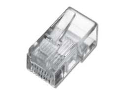 DIGITUS Professional A-MO 6/6 SF - Netzwerkanschluss - RJ-12 (M) - ungeschirmt