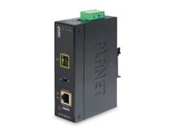 PLANET IGTP-805AT - Medienkonverter - Gigabit Ethernet - 10Base-T, 1000Base-LX, 1000Base-SX, 100Base-TX, 1000Base-T - SFP (mini-GBIC) / RJ-45