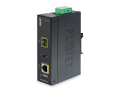 PLANET IGT-805AT - Medienkonverter - Gigabit Ethernet - RJ-45 / SFP (mini-GBIC)