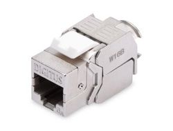 DIGITUS DN-93615 - Modulare Eingabe - RJ-45 (Packung mit 24)