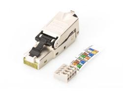 DIGITUS Professional DN-93631 - Netzwerkanschluss - RJ-45 (M) - abgeschirmt - 5 - 9 mm