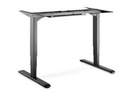 Digitus - Steh/Sitz Schreibtischunterbau