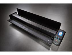 Fujitsu ScanSnap iX100 - Einzelblatt-Scanner - 216 x 863 mm - 600 dpi x 600 dpi - USB 2.0, Wi-Fi