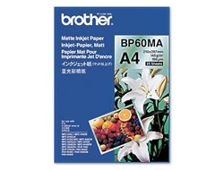 Brother - BP-60MA MATTE INKJET PAPER