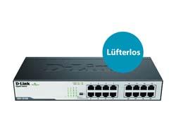 16-Port Layer2 Gigabit Switch