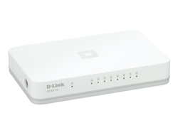 GO 8-PORT GIGABIT EASY