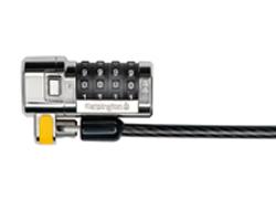 Kensington ClickSafe Combination Laptop Lock - Sicherheitskabelschloss - 1.8 m