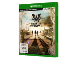 Microsoft - XBOX ONE STATE OF DECAY 2