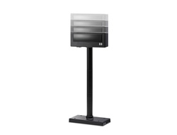 HP Customer Display Pole - Kundenanzeige - 700 cd/m² - USB - USB - für ElitePad Mobile POS G2 Solution; Point of Sale System rp5800