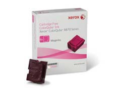Xerox - SOLID INK MAGENTA (6 STICKS)