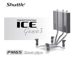 Shuttle - PM65 ICE GENIE 3