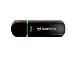 Transcend JetFlash 600 - USB-Flash-Laufwerk - 16 GB - USB 2.0 - grün
