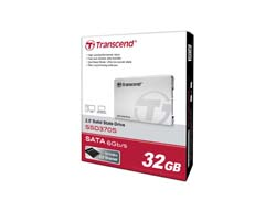 Transcend - 32GB 2.5IN SSD370S SATA3