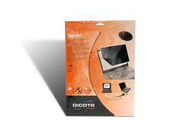 Dicota Secret - Sicherheits-Bildschirmfilter - 30,7 cm Breitbild (12,1 Zoll Breitbild)