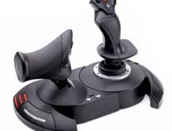 Thrustmaster T-Flight Hotas X - Joystick - 12 Tasten - verkabelt - für PC, Sony PlayStation 3