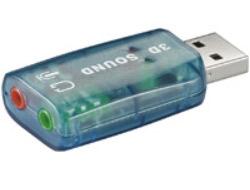 M-CAB - Soundkarte - Stereo - USB 2.0