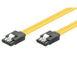 M-CAB - SATA-Kabel - Serial ATA 150/300/600 - SATA (W) latched bis SATA (W) latched - 70 cm - eingerastet
