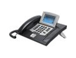 Auerswald COMfortel 2600 - ISDN-Telefon - Schwarz - für COMpact 3000 analog, 3000 ISDN, 3000 VoIP, 5010 VOIP, 5020 VOIP