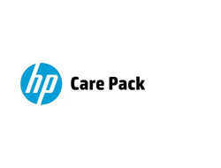 Electronic HP Care Pack Next Business Day Hardware Support - Serviceerweiterung - Arbeitszeit und Ersatzteile (für nur CPU) - 4 Jahre - Vor-Ort - Reaktionszeit: am nächsten Arbeitstag