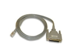 Vertiv - RJ45 to DB25F Cross Cable