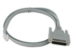Vertiv - RJ45 to DB25M S/T Cable