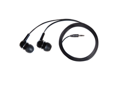 V7 - V7 IN-EAR EARBUDS BLACK