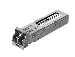Cisco Small Business MGBSX1 - SFP (Mini-GBIC)-Transceiver-Modul - Gigabit Ethernet - 1000Base-SX - LC
