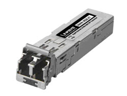 Cisco Small Business MGBLH1 - SFP (Mini-GBIC)-Transceiver-Modul - Gigabit Ethernet - 1000Base-LH - LC - bis zu 40 km