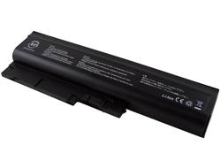 BTI - Laptop-Batterie - 1 x Lithium-Ionen 6 Zellen 4800 mAh - Schwarz - für Lenovo ThinkPad W500, R500, R60e, R61, R61e, R61i, SL300, SL400, SL500, T500, T61, T61p, T61u, Z61e, Z61p