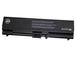 BTI - Laptop-Batterie - 1 x Lithium-Ionen 6 Zellen 5200 mAh - für Lenovo ThinkPad L412; L512; T410; T410i; T510; T510i; W510