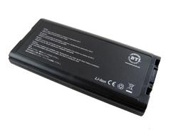 BTI - Laptop-Batterie - 1 x Lithium-Ionen 9 Zellen 7800 mAh - für Panasonic Toughbook 29, 51
